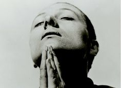 Still from The Passion of Joan of Arc, starring Renee Marie Falconetti / 1928