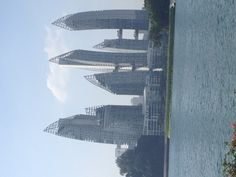 Keppel Bay Condominiums.  Looking at living here in Singapore.
