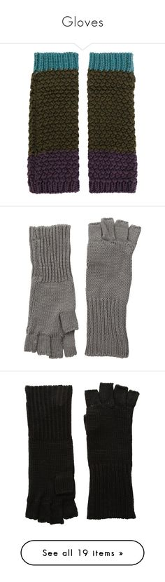 """""""Gloves"""" by simoneannalivia ❤ liked on Polyvore featuring accessories, gloves, wool gloves, etro, woolen gloves, long gloves, long fingerless gloves, cashmere fingerless gloves, fingerless gloves and cashmere gloves"""