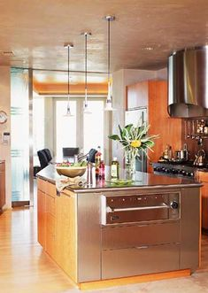 Island Range Hood Ideas Stove Pot Racks And Islands