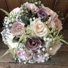 Rose Bridal Bouquet, Bridal Flowers, Pink Flowers, Wedding Bouquets, Vase Centerpieces, Vase Decorations, Wedding Decorations, Flower Girl Wand, Passion Flower