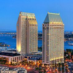 Manchester Grand Hyatt San Diego—San Diego, California. #Jetsetter
