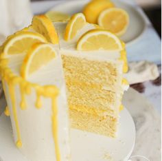 Lemon Cake Recipe That Is Light, Fluffy And Fully Of Natural Lemon Flavor! Lemon Cake Recipe That Is Light, Fluffy And Fully Of Natural Lemon Flavor! Lemon Cake From Scratch, Cake Recipes From Scratch, Cake Mix Recipes, Dessert Recipes, Desserts, Lemon Cake Mix Cookies, Yummy Cookies, Cake Cookies, Cupcakes