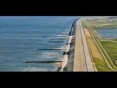 Noth Sea Wall: Netherlands | Megastructures - National Geographic docume...
