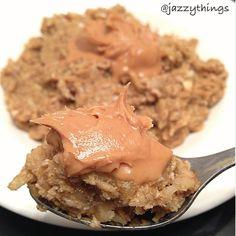 Peanut butter marshmallow pumpkin cinnamon maple almond protein oats