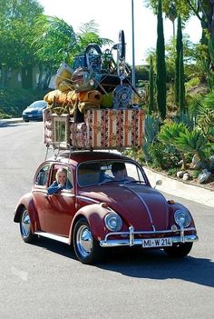 Moving on...Volkswagen Style