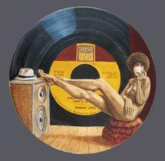 Vinyl art ::