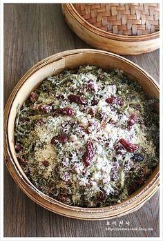 쑥버무리 만드는법, 현미 쑥버무리떡, 봄날의 별미 – 레시피 | Daum 요리