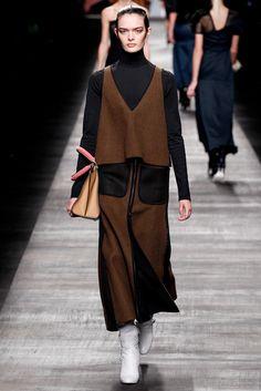 Fendi Fall 2014 Ready-to-Wear Fashion Show - Sam Rollinson
