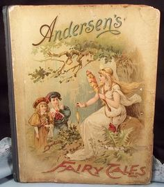1896 Andersens Fairy Tales Hans Christian Andersen Chicago Donohue Henneberry