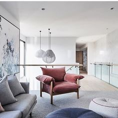 "10 Likes, 1 Comments - Paris au mois d'août (@parisaumoisdaout) on Instagram: ""Space, volume and perspective. Interior design by @aimeestylist with our Drop and UFO shades.…"""