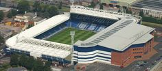 The Hawthorns - Aerial - West Bromwich Albion FC