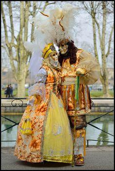 Carnaval Vénitien : Annecy 2014