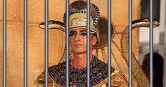 Radu Mazăre, primul faraon modern închis într-un sarcofag cu gratii! Romania, Dna, Modern, Trendy Tree, Gout
