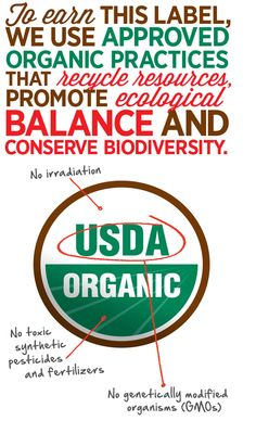 Organic 101: Understanding the USDA Organic Label | Earthbound Farm Organic