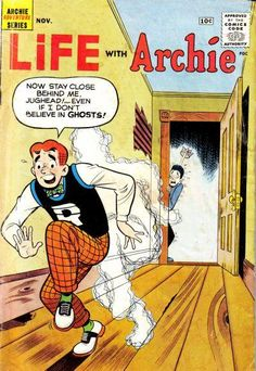 Life With Archie 5, Archie Comic Publications, Inc. https://www.pinterest.com/citygirlpideas/archie/