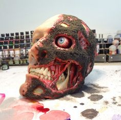 Skulls, Exposed: Walter White, Notorious B.I.G, and More Become Custom Craniums | The Creators Project