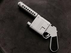 Rey's LPA NN-14 Blaster - Star Wars: The Force Awakens (3D Printed) by Printelier on Etsy https://www.etsy.com/listing/269219648/reys-lpa-nn-14-blaster-star-wars-the