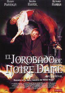 El jorobado de Notre Dame (1997) EEUU. Dir: Peter Medak. Drama. Romance. Racismo. Discapacidade. S.XIV - DVD CINE 1287