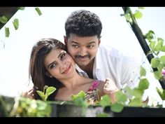 En Jeevan Song with Lyrics | Theri | Vijay, Samantha, Amy Jackson | Atlee | G.V.Prakash Kumar - Todayincity