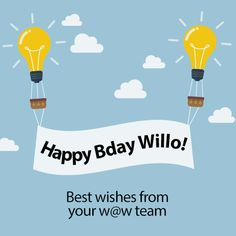 Congrats to our head of the team our leader and friend Willo Arabia. Happy Birthday! Enjoy your special day! #wawpr #wearewebrything #digitalmarketing #digitalagency #proudteam #seo #sem #social #webdesign