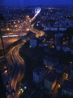 Istanbul - blaue Stunde