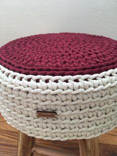 Crochet Basket Pattern, Granny Square Crochet Pattern, Crochet Stitches Patterns, Knitting Yarn Diy, Patterned Paint Rollers, Cute Origami, Easy Crochet Blanket, Crochet Market Bag, Craft Free