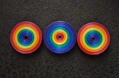 Curling Ribbon Barrette