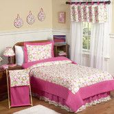 Found it at Wayfair - Circles Pink Kid Bedding Collection