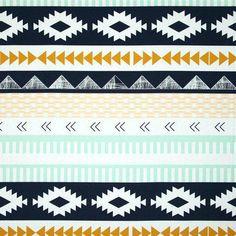 Arid HorizonAztec Fabric Art Gallery Fabric Arizona