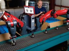 A Humanoid Robot Named Baxter Could Revive U.S. Manufacturing