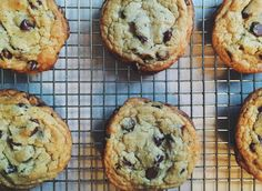 Milk Bar Life's chocolate chip cookie recipe is a keeper.