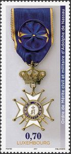 The Civil and Military Order of Merit of Adolphe of Nassau
