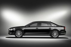 Cool Audi 2017: Voor als je niet geliefd bent: Audi A8 L Security... Car24 - World Bayers
