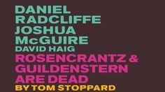 NT Live: Rosencrantz and Guildenstern are Dead