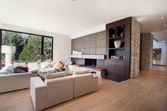 Grand living room design