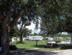 Oak Haven Mobile Home RV Park At Arcadia Florida