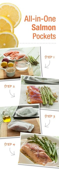 For foolproof baked salmon: | 16 Cheat Sheets For If You're A Foodie But Also Lazy AF