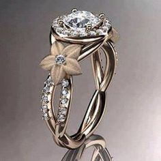 """""""Even though Sydney isn't pro alchemist anymore this would be such a cute ring if Adrian ever proposed it's a golden lily diamond ring."""" ~original message"""