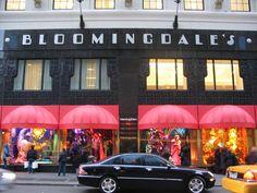 Bloomingdale's. Looks like Harrods in London. Worth having a look.