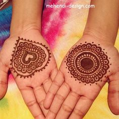 easy henna designs - Google Search