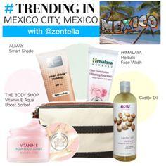 Zentella's Beauty Picks: Trending in My Town
