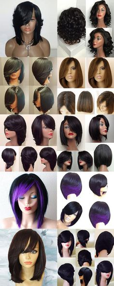 50% OFF Bob Synthetic Wig,Free Shipping Worldwide.