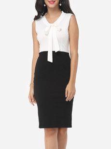 Fashionmia black dress skirt - Fashionmia.com