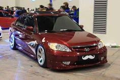 Honda Civic 2004, Honda Civic Coupe, Civic Jdm, Honda Vtec, Nissan Sentra, Performance Cars, Honda Accord, Tokyo, Super Cars