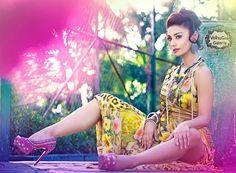 Indian Model Mahek Chahal Biography And Profile
