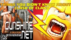 10 Things You Didn't Know About Clash Of Clans. Hey chief in this video you will know 10 Things You Didn't Know About Clash Of Clans. 10 Secret Facts/Things You Didn't About Clash Of Clans. To know more things you didn't know about clash of clans visit: http://ift.tt/1R6MiHI  In this video you will learn 10 things you didn't know about clash of clans. We play clash of clans all day long but most of us didn't know some secrets of clash of clans. So in this video we will watch/learn 10 things…