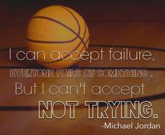 Basketball Quote from Michael Jordan - Sports Sport Basketball, Basketball Motivation, Basketball Tricks, Love And Basketball, Sport Motivation, Basketball Skills, Basketball Workouts, Women's Basketball, Basketball Tattoos