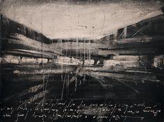 Jonathan Guaitamacchi - Olio Su Carta Intelata - 18x28