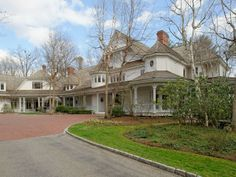 Ron Howard Greenwich, CT Victorian Home